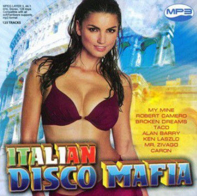 VA - Italian Disco Mafia (2011)