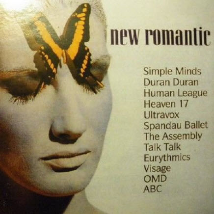 VA - New Romantic (2CDs) (2010)