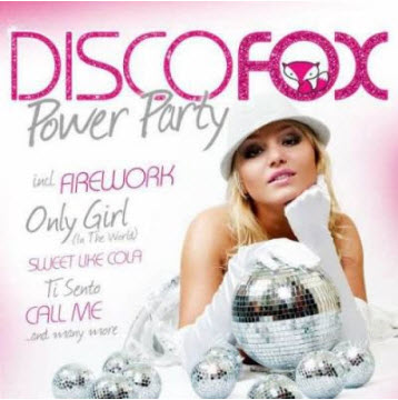 VA - Disco Fox Power Party (2011)
