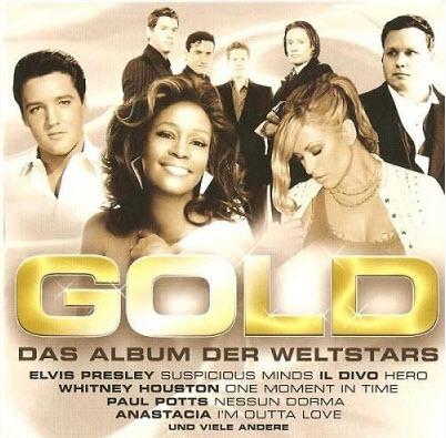 VA - Gold. Das Album Der Weltstars - 2010