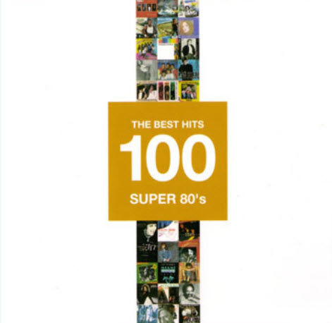 VA - The Best Hits 100 Super 80's (2008)