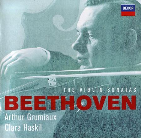 Beethoven - The Violin Sonatas - Arthur Grumiaux, Clara Haskil (2007)
