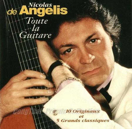 Nicolas de Angelis - Toute la Guitare (1985)