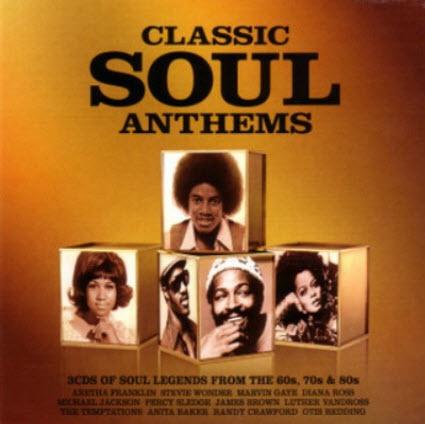 VA - Classic Soul Anthems (2010)