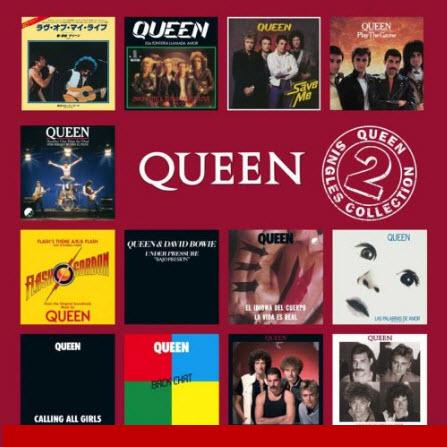 Queen - Singles Collection Vol.2 - 2009
