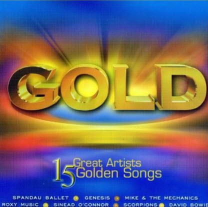 GOLD - 15 Great Artists 15 Golden Songs (2010)