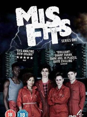VA - Misfits (OST) 2010