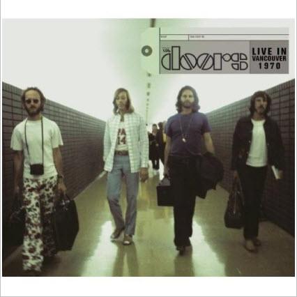 The Doors � Live In Vancouver 1970 (2010) [Live album]