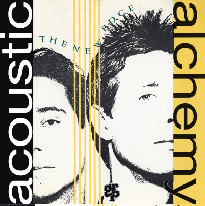 Acoustic Alchemy - The New Edge (1993) [FLAC]