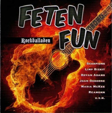 VA � Feten Fun Rockballaden (2010)