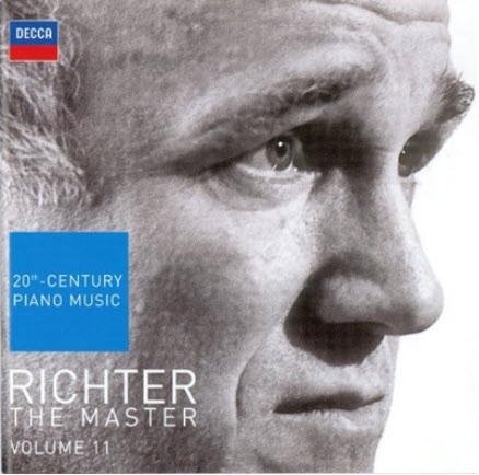 Richter the Master, Vol. 11: 20th Century Piano Works (2008)