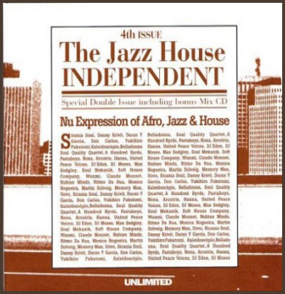VA - The Jazz House Independent Vol.4 (2CD) 2004