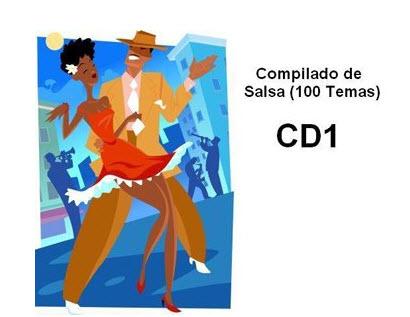 VA - Compilado de Salsa (3CD) (2010)