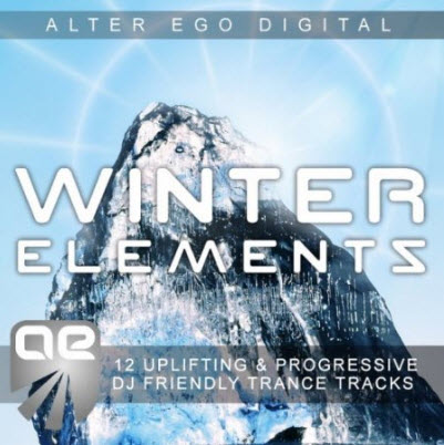 VA - Alter Ego Winter Elements (2010)