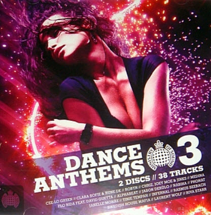 Ministry Of Sound Dance Anthems 3 (2010)