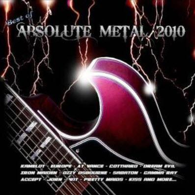 Absolute Metal-Best Of 2010
