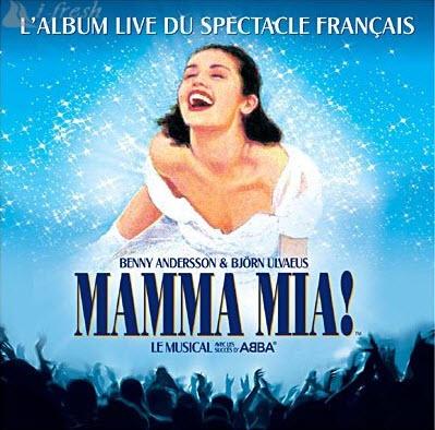 VA - Mamma Mia (Lalbum Live Du Spectacle Francais) - (2011)