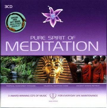 Angel Works - Pure Spirit Of Meditation (2005) (Lossless)