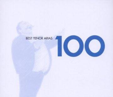 VA - 100 Best Tenor Arias (6CD) (2009) (Lossless)