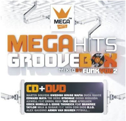 VA - Mega Hits Groove Box: Mixed by FUNKyou2 (2011)