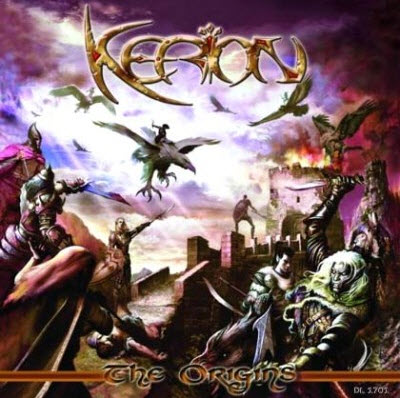 Kerion - The Origins (Limited Edition) (2010)