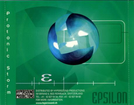 Protonic Storm - Epsilon (2001)