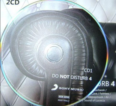 VA - Do Not Disturb 4 (2010) 2CD