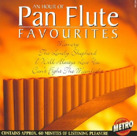 Manuel Valjean - An Hour Of Pan Flute Favourites - 2007