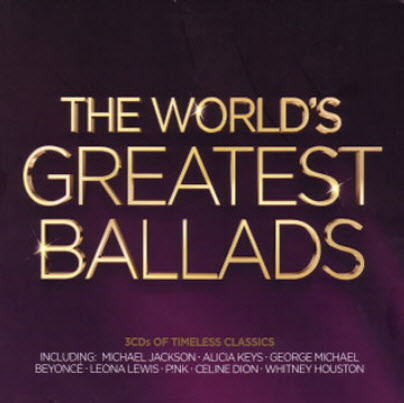 VA - The World's Greatest Ballads (2010)
