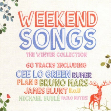 VA - Weekend Songs - The Winter Collection (2010)