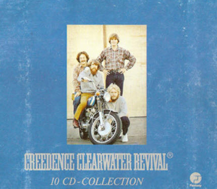 Creedence Clearwater Revival � 10 CD-Collection (Box Set) (1990)