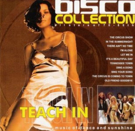 Teach-In - Disco Collection (2002)