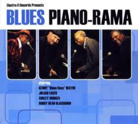 Blues Piano-Rama (2010)