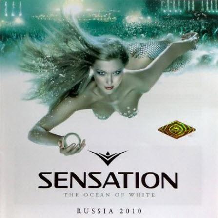 VA - Sensation: The Ocean Of White (2010)