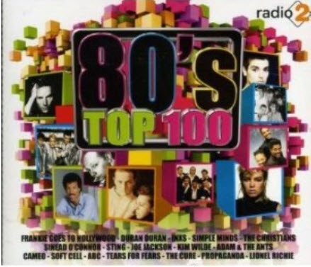 VA - 80s Top 100 - 5CD [2008/MP3/V2(VBR)] (Scene)