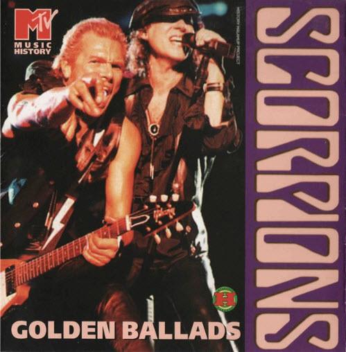 Scorpions - Golden Ballads (2001) APE