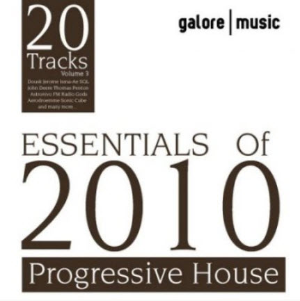 VA - Essentials Of 2010: Progressive House Vol 3 (2010)