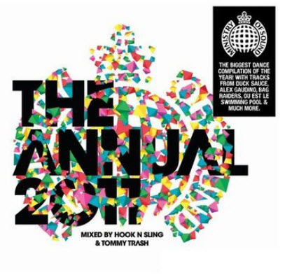 Ministry of sound the annual 2011 australian edition Ou est le swimming pool jackson s last stand