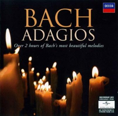 VA - Bach: Adagios [2CD] (2009)