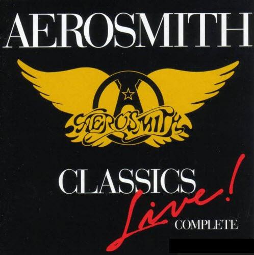 Aerosmith - Classics Live! Complete (1986) [FLAC]
