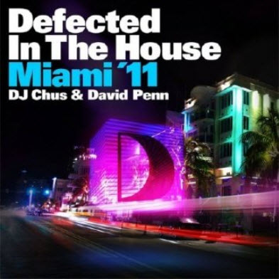 VA - Defected In The House Miami 11 (2011)