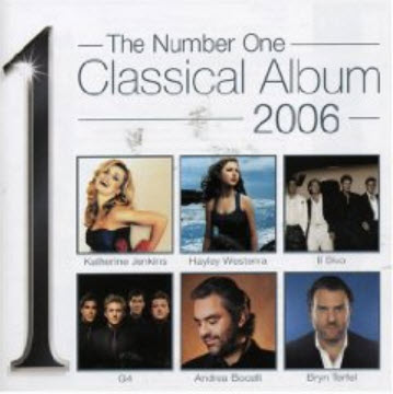 VA The Number One Classical Album