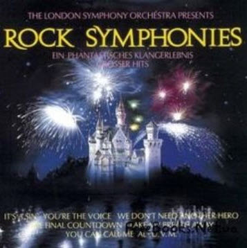 The London Symphony Orchestra - Symphonic Rock Collection (2008)