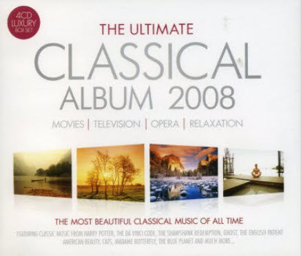 VA - Ultimate Classical Album 2008 (2007) (BOX SET) FLAC