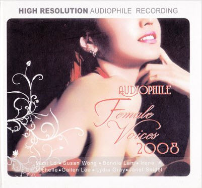 Various Artists - Female Voices 2008 (2008) [FLAC]