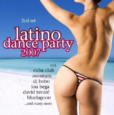 VA - Latino Dance Party 2007