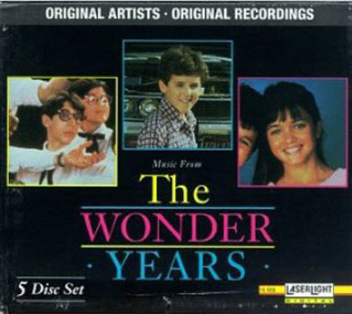 VA - Music From The Wonder Years (5CD) (1983-1993)