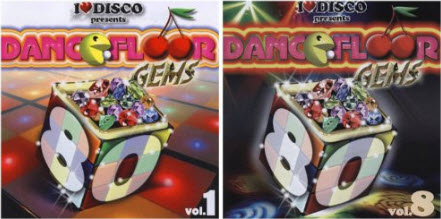 VA - I Love Dancefloor Gems vol.1-8 - 2008-2010
