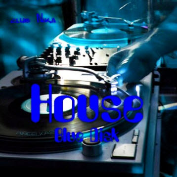 VA - club Nika-House Blue Disk (2011)
