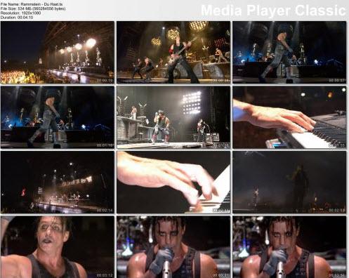 Rammstein - Du Hast (2006)
